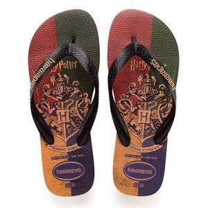 Havaianas Harry Potter Flip Flops